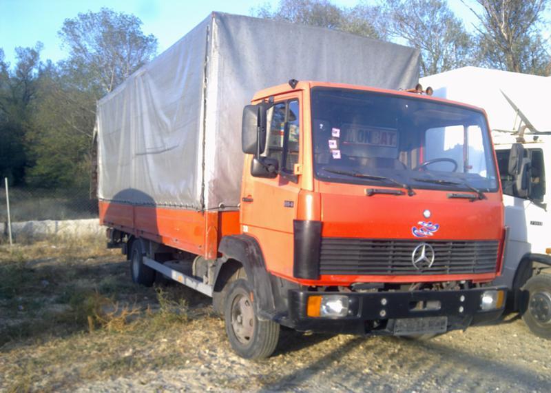 Mercedes-Benz 814 ,814 - 3бр.