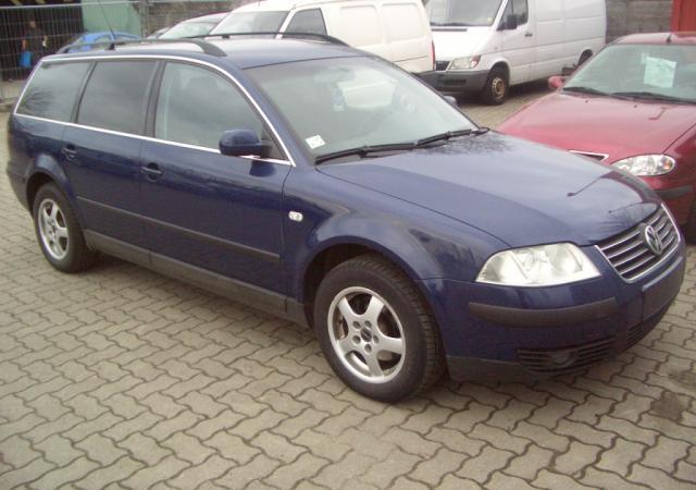 VW Passat 2.3 V5 на части, снимка 6