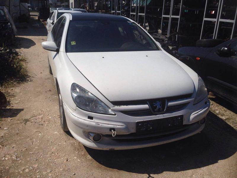 Peugeot 607 2.7hdi face