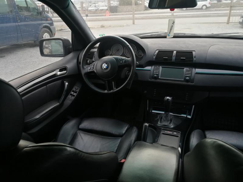 BMW X5 4.6, снимка 6