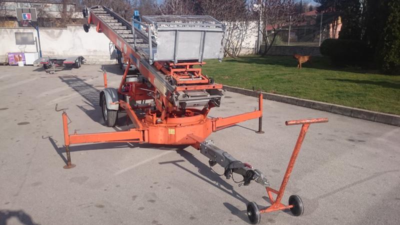 Други специализирани машини Друга Bocker HD 26, снимка 3