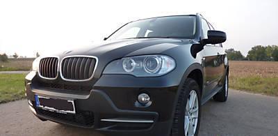 BMW X5 НА ЧАСТИ