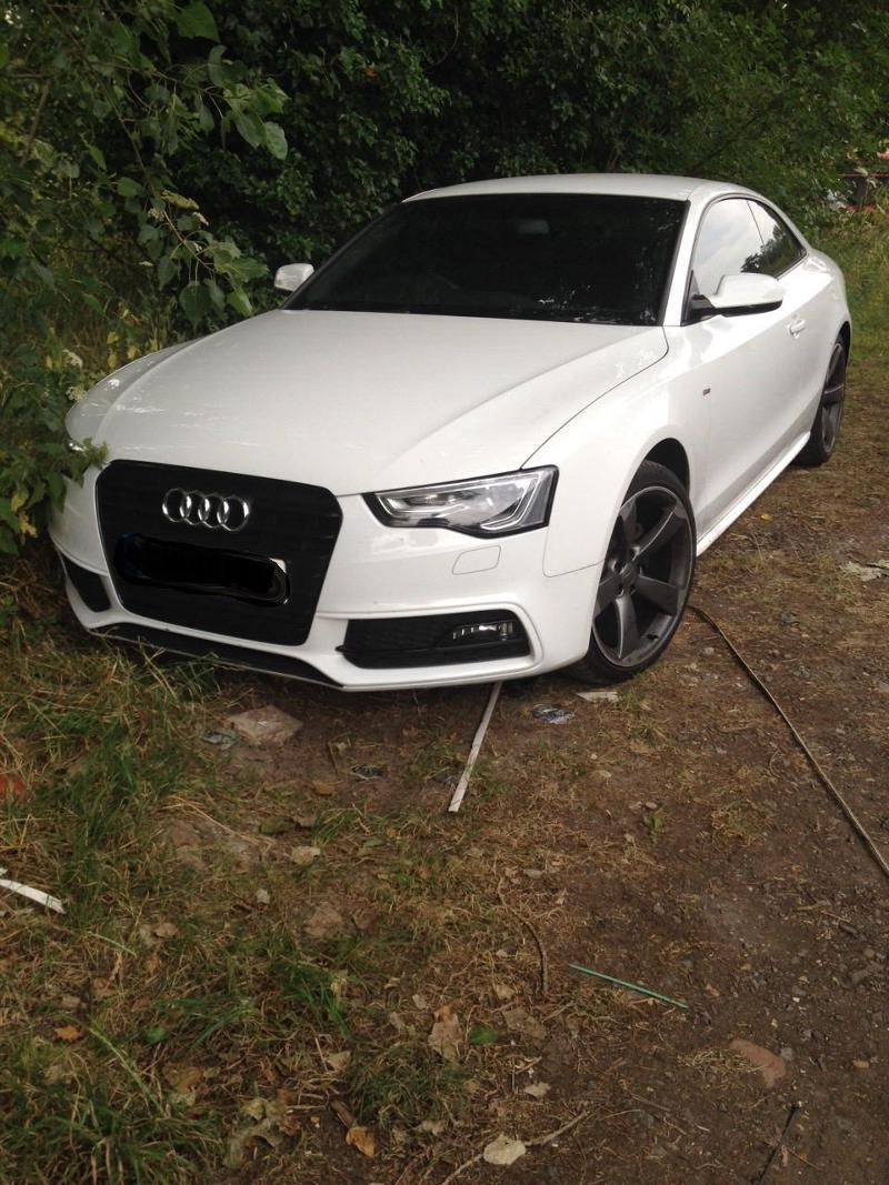 Audi A5 2.0 TDI на части