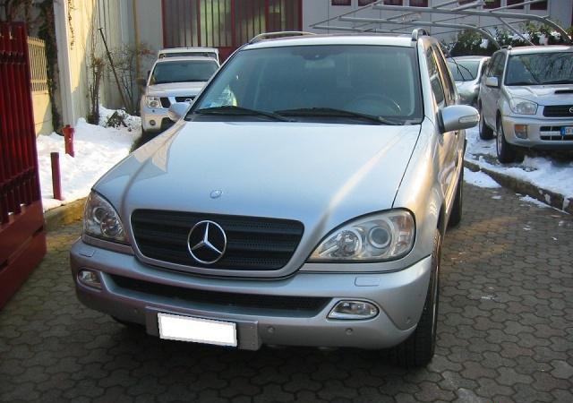 Mercedes-Benz ML 270CDI и 400CDI