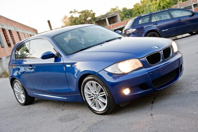 BMW 118 118d, снимка 5