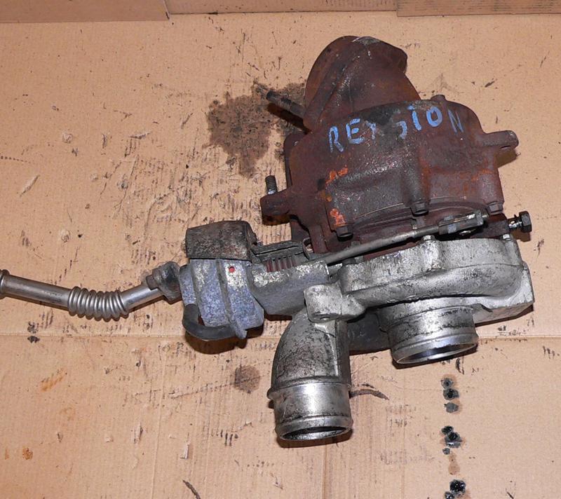 Двигател за SsangYong Rexton