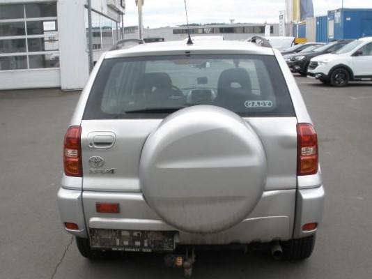 Toyota Rav4 2,0 d4-d, снимка 3