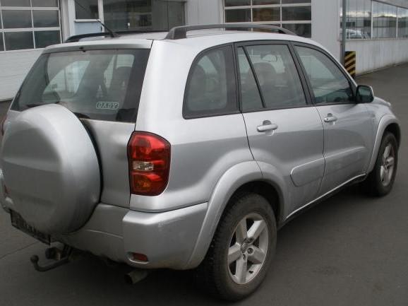 Toyota Rav4 2,0 d4-d, снимка 2