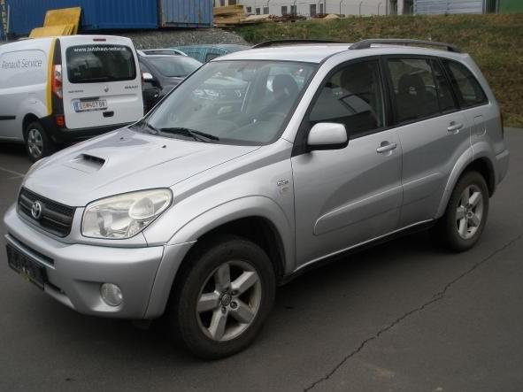 Toyota Rav4 2,0 d4-d