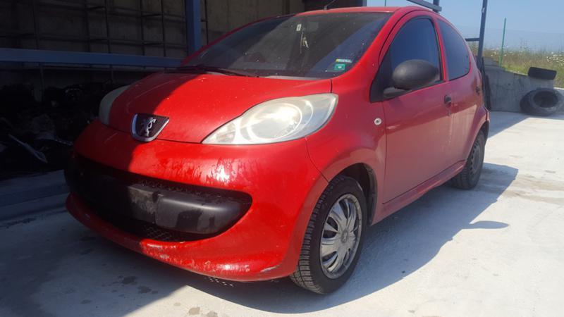 Peugeot 107 1.0i КЛИМАТИК
