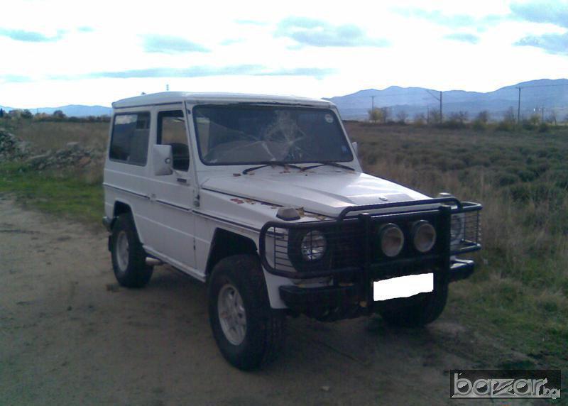 Mercedes-Benz G 230 НА ЧАСТИ