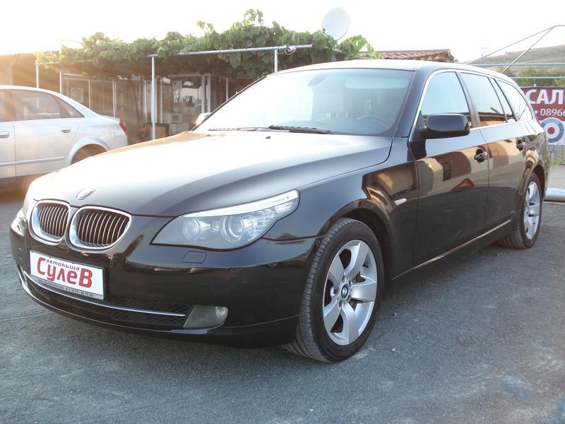BMW 530 3,0XD235ks4x4FACENAVI174000km