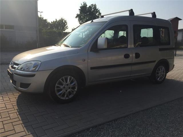 Opel Combo 1.6 CNG