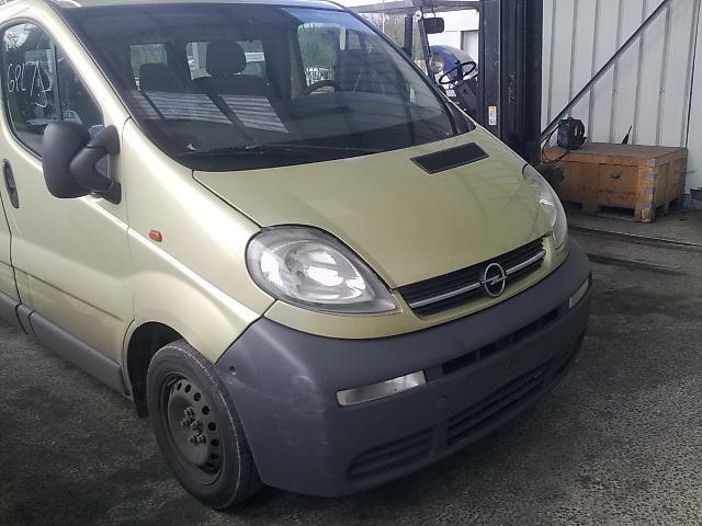 Opel Vivaro 2.0i 16V/2.0 DCi, снимка 2