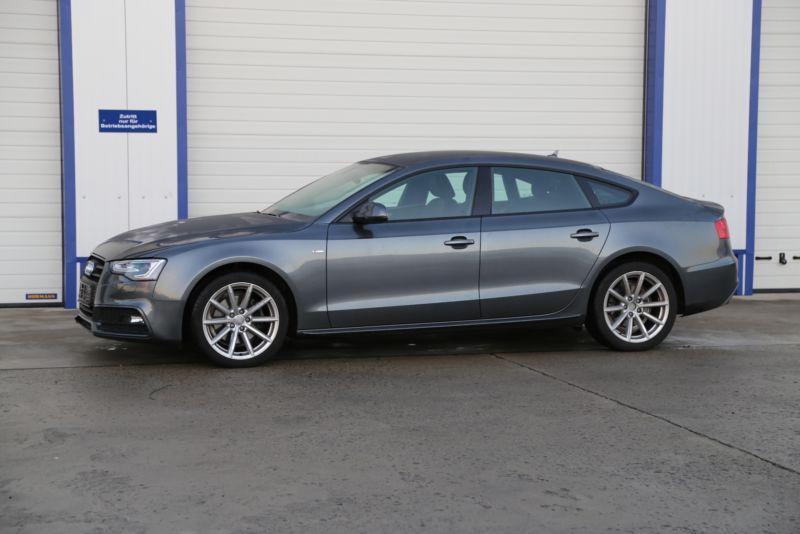 Audi A5 2.0d 177kc face