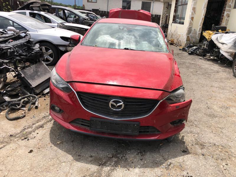 Mazda 6 2.2 SKYAKTIVE na 4asti