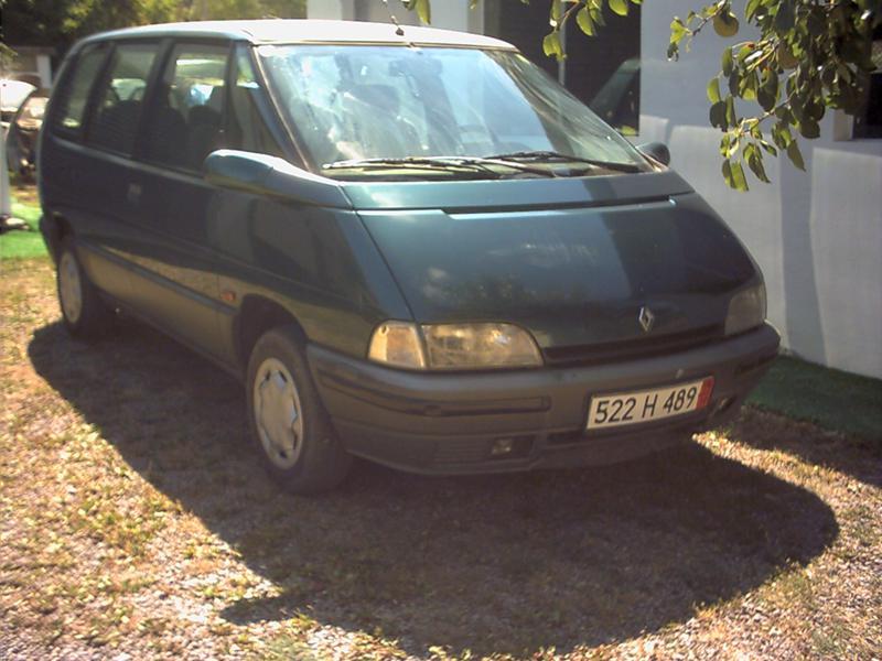 Рама и Каросерия за Renault Espace