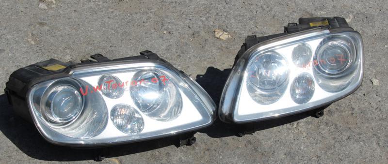 Светлини за VW Touran