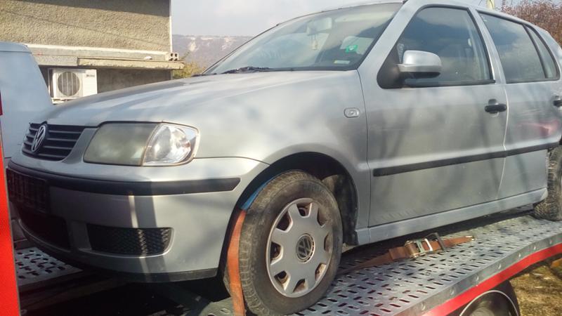 VW Polo 1.0