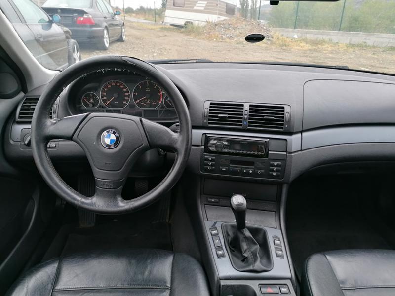 BMW 320, снимка 8