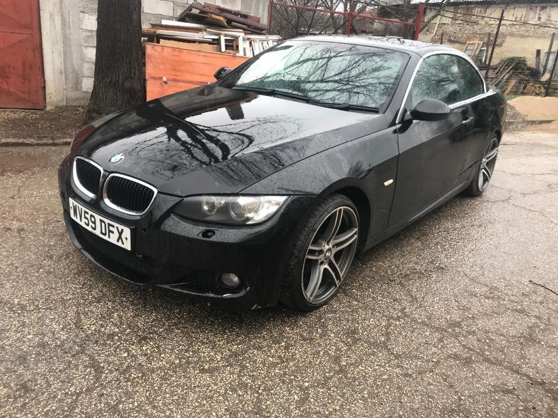 BMW 320 Кабрио е93