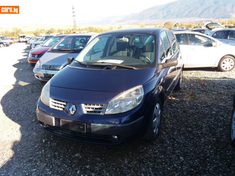Renault Scenic 1.9 120