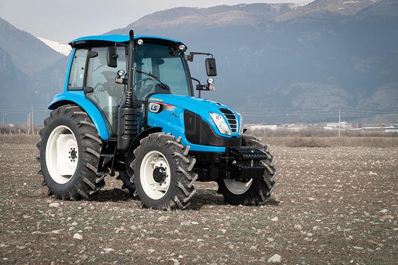 Трактор LS XP101 CAB *Нов*