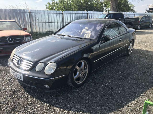 Mercedes-Benz CL 500 113 бензин на части 30 броя