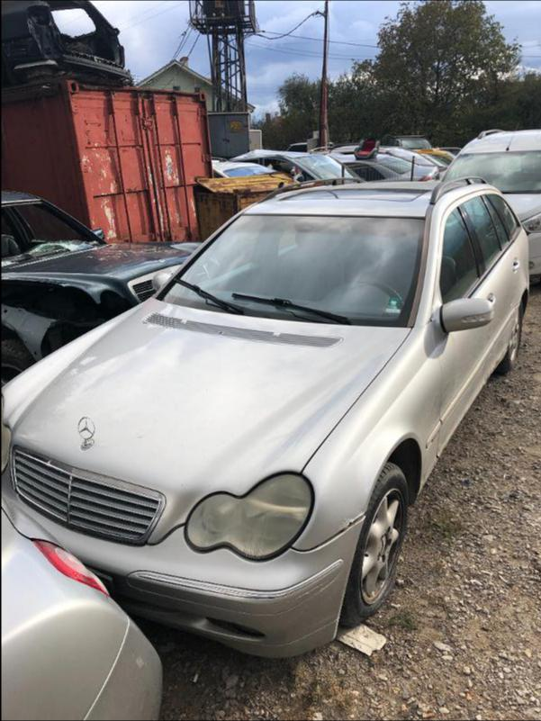 Mercedes-Benz C 200 200 kompresor 163k.s 6 СК.