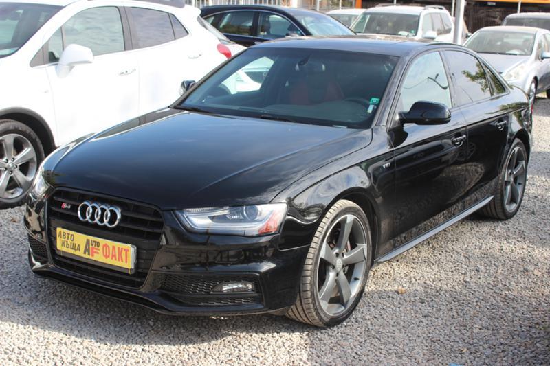 Audi S4 3.0TFSI/QUATTRO