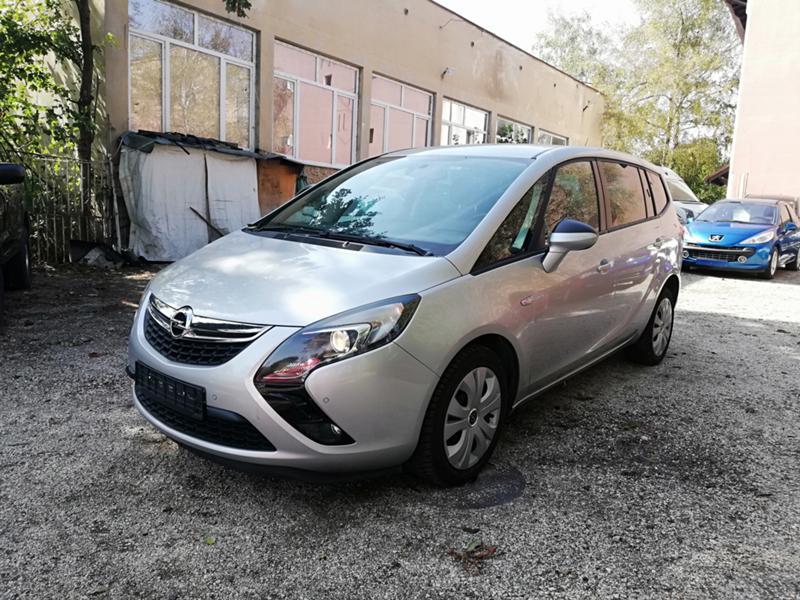 Opel Zafira 2.0D AUTOMAT