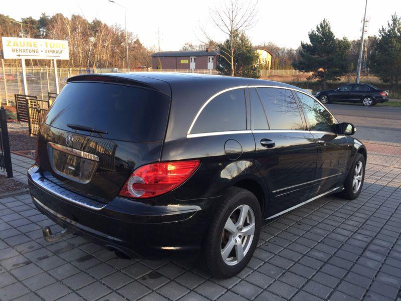 Mercedes-Benz R 320 4matic, снимка 2
