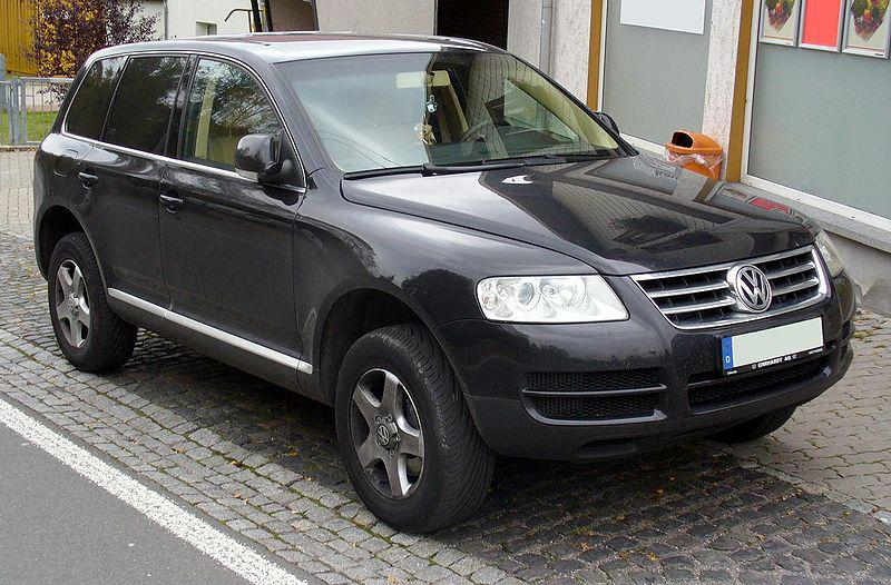 VW Touareg 2.5TDI НА ЧАСТИ!