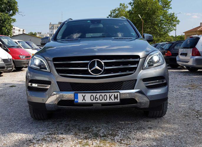 Mercedes-Benz ML 350, снимка 3