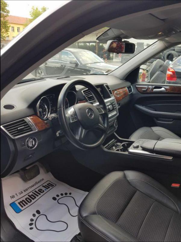 Mercedes-Benz ML 350, снимка 7