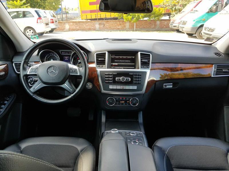 Mercedes-Benz ML 350, снимка 8