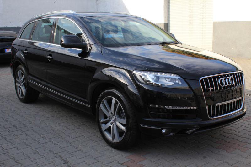 Audi Q7 3.0TDI/4,2TDI 3 бр ЧАСТИ