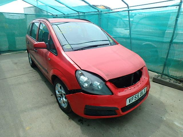 Opel Zafira 1.6  на части