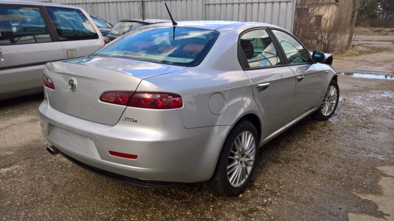 Alfa Romeo 159 2.0 MJET170к.с, 2.4MJET 200к.с.  и 2.2 JTS бензин