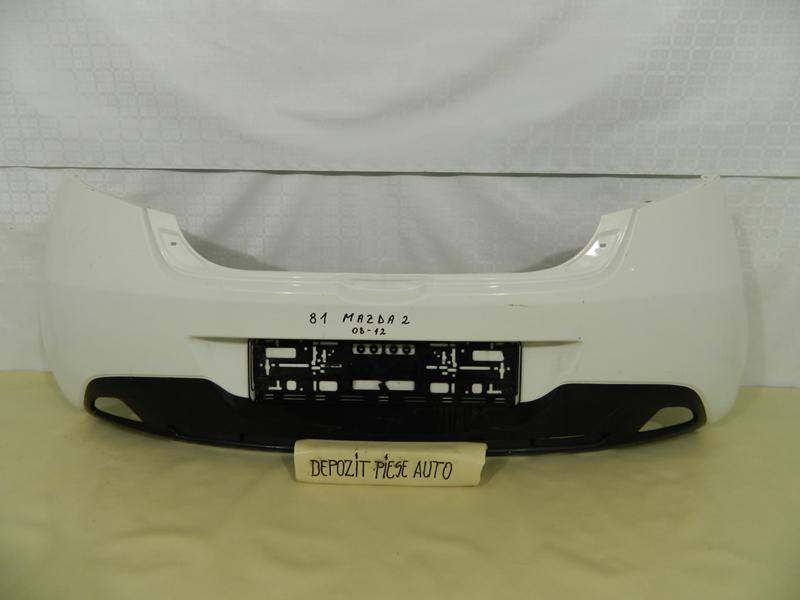 Едрогабаритни каросерийни части за Mazda 2
