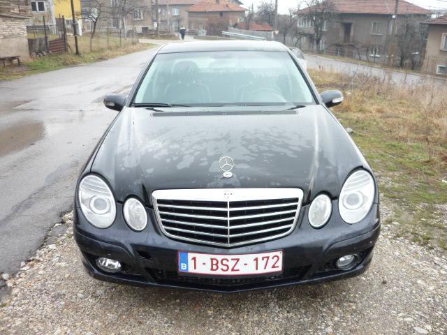 Mercedes-Benz E 200 3 broia
