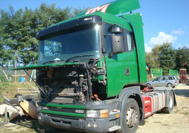 Scania 124 420 - 3 броя