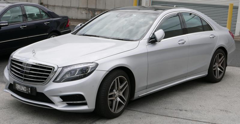 Mercedes-Benz S 63 AMG w222-двигател
