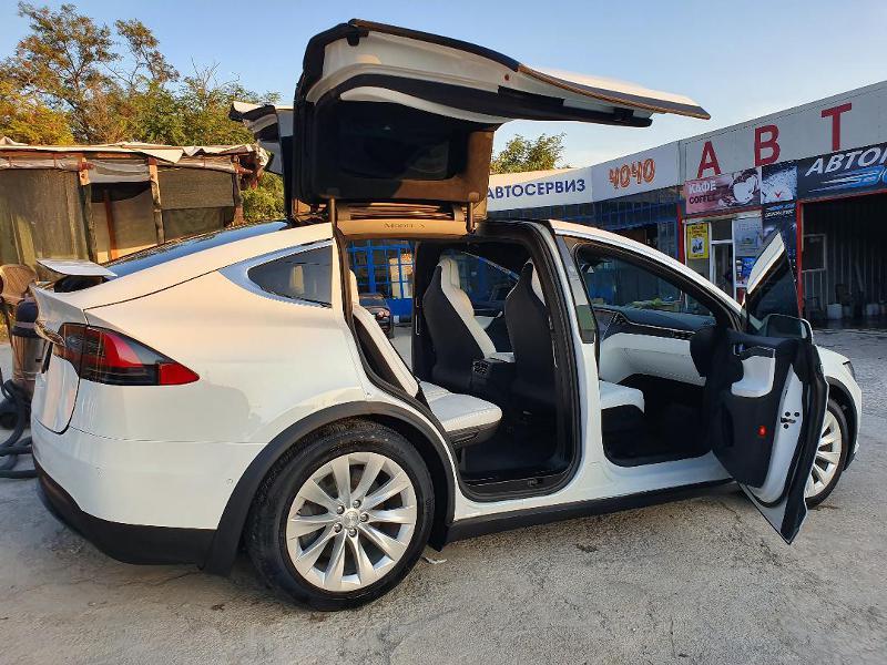 Tesla Model X 100D Нова!!!
