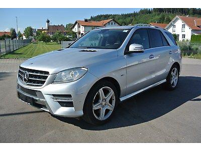 Mercedes-Benz ML 350 350 cei