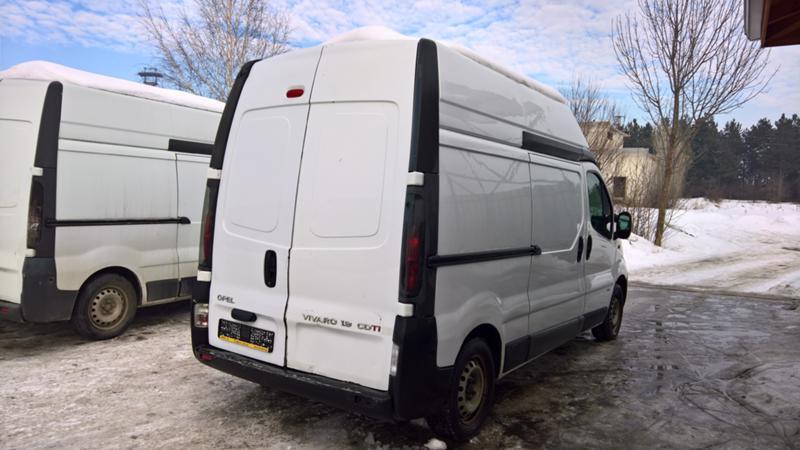 Opel Vivaro 4бр. НА ЧАСТИ, снимка 7