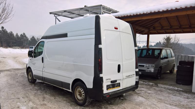 Opel Vivaro 4бр. НА ЧАСТИ, снимка 9