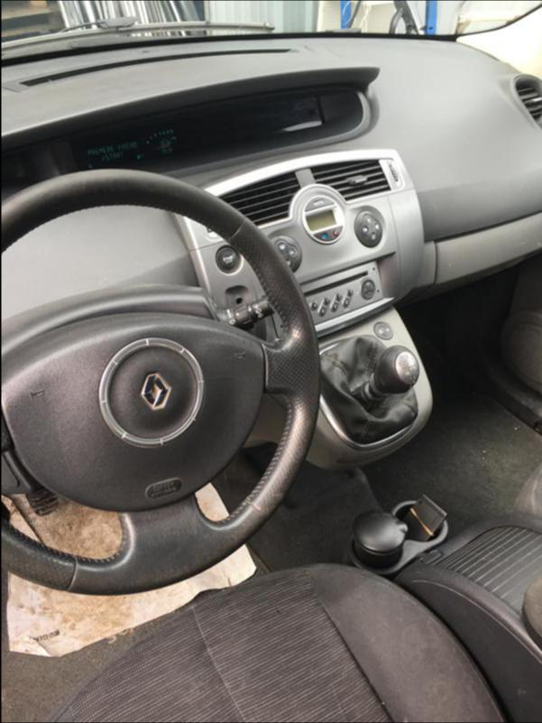 Renault Scenic 1,5 dci  106ks, снимка 9