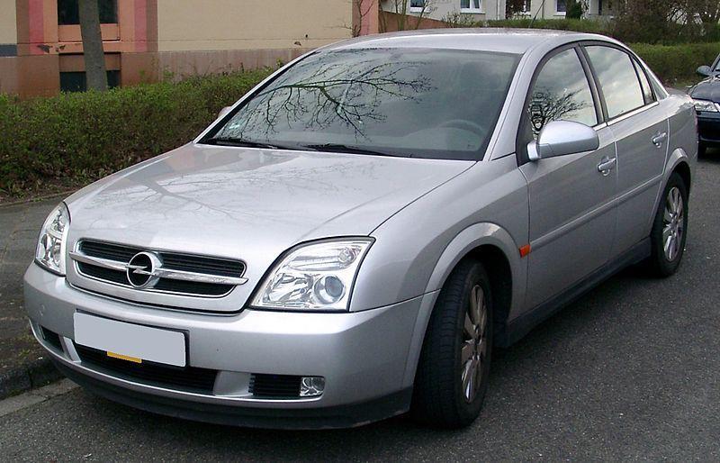Opel Vectra 3.0d v6