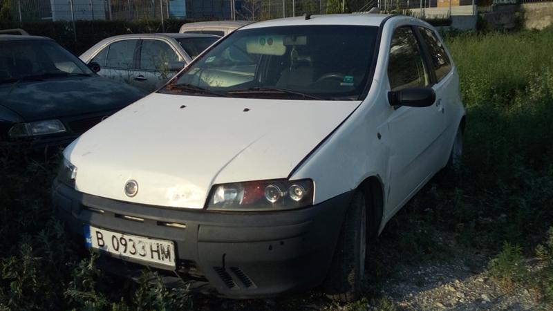 Fiat Punto 1.9D